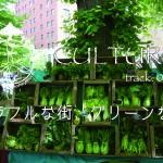 カラフルな街 、グリーンな街|パーマカルチャータウンの取り組み