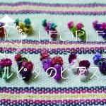 ルピタのピアス|メキシコ美人のクリエティブライフ